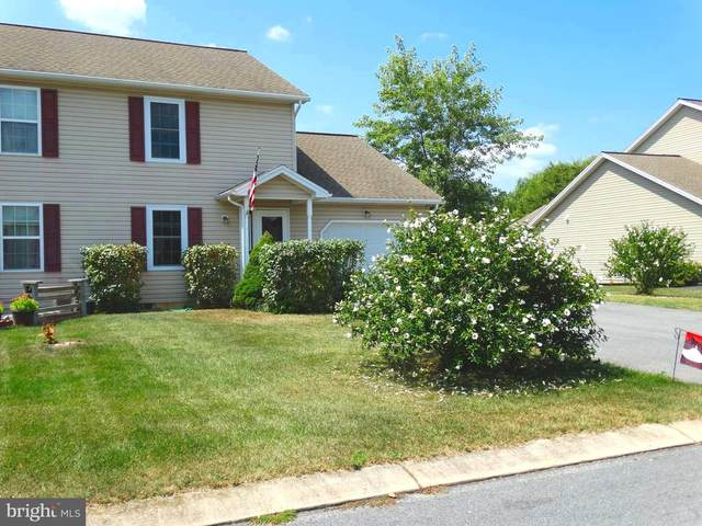 3669 Mountain Shadow Drive, FAYETTEVILLE, PA 17222 (#PAFL2001374) :: Great Falls Great Homes