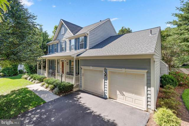 208 SW Pathway Court SW, LEESBURG, VA 20175 (#VALO2005376) :: The Maryland Group of Long & Foster Real Estate