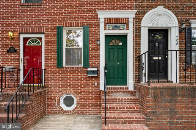 1508 Byrd Street, BALTIMORE, MD 21230 (#MDBA2007352) :: The Dailey Group