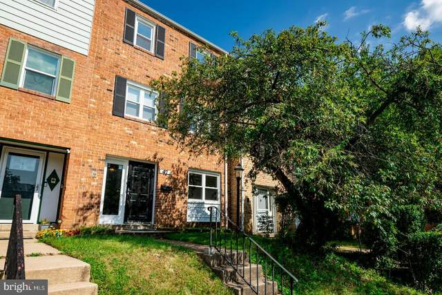 47 Timber Rock Road, GAITHERSBURG, MD 20878 (#MDMC2009850) :: Advance Realty Bel Air, Inc