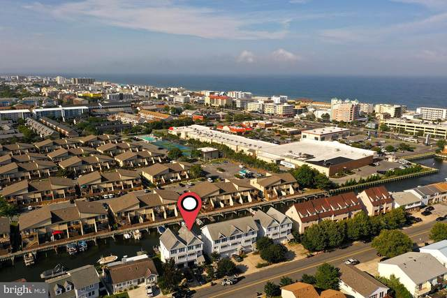 128-F Newport Bay Drive, OCEAN CITY, MD 21842 (#MDWO2001336) :: Speicher Group of Long & Foster Real Estate