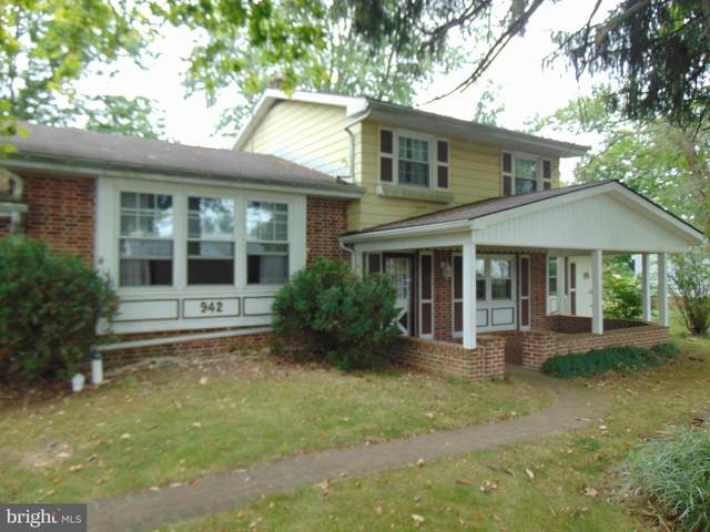 942 Old Route 30, ORRTANNA, PA 17353 (#PAAD2000860) :: The Joy Daniels Real Estate Group