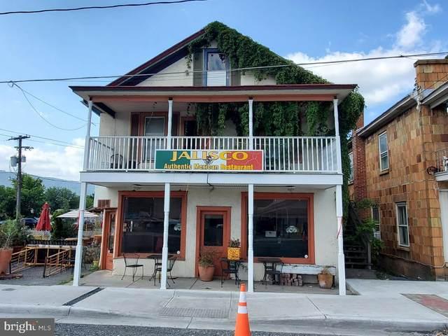 348-354 E. King St., STRASBURG, VA 22657 (#VASH2000610) :: Debbie Dogrul Associates - Long and Foster Real Estate
