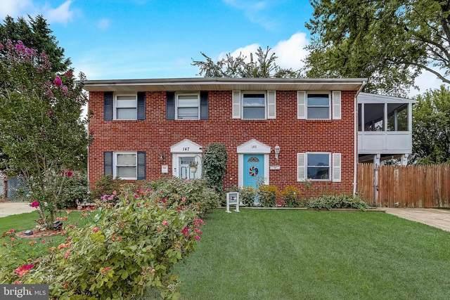 145 Dunlap Road, PASADENA, MD 21122 (#MDAA2006276) :: The Maryland Group of Long & Foster Real Estate