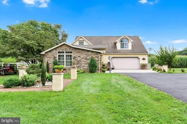 505 Kraybill Church Road, MOUNT JOY, PA 17552 (#PALA2003326) :: CENTURY 21 Home Advisors