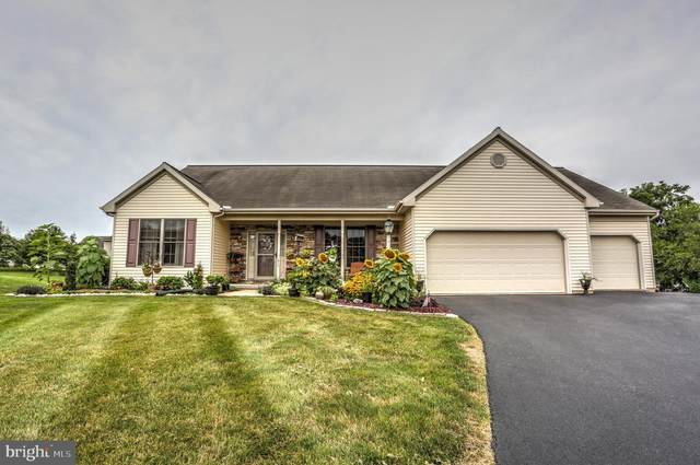 617 Spring Hollow Drive, NEW HOLLAND, PA 17557 (#PALA2003332) :: New Home Team of Maryland