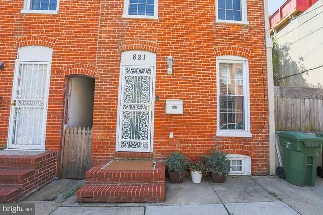 821 Mangold Street, BALTIMORE, MD 21230 (#MDBA2007444) :: The Vashist Group