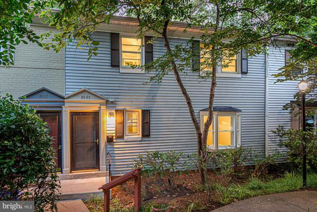 8665 Geren Road 26-4, SILVER SPRING, MD 20901 (#MDMC2009972) :: The Sky Group