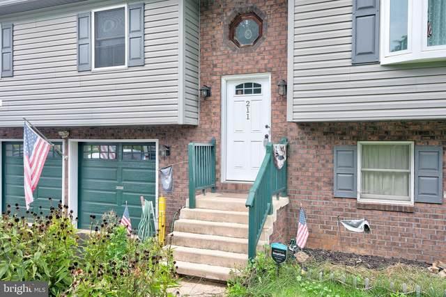 211 Cherry Street, YORK, PA 17402 (#PAYK2003984) :: VSells & Associates of Compass