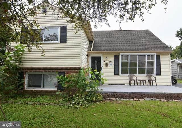 1412 Devers Road, YORK, PA 17404 (#PAYK2003990) :: TeamPete Realty Services, Inc
