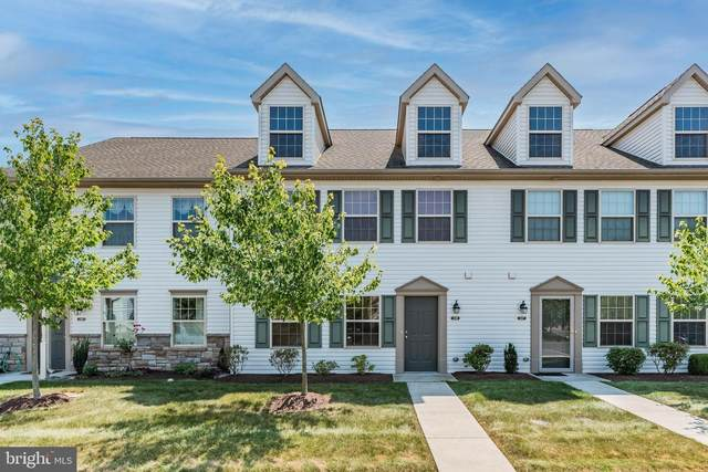248 Melbourne Lane, MECHANICSBURG, PA 17055 (#PACB2002050) :: TeamPete Realty Services, Inc