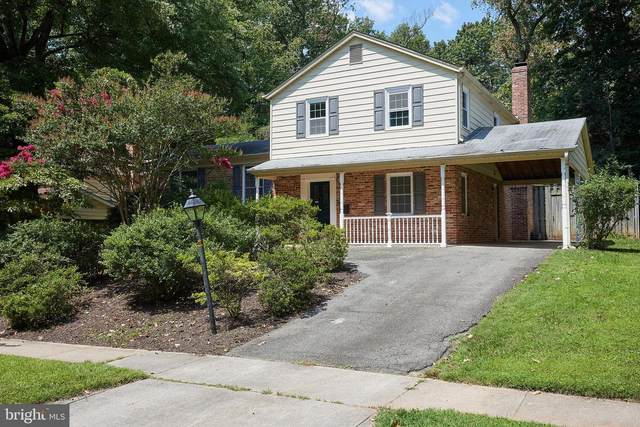 1046 Carnation Drive, ROCKVILLE, MD 20850 (#MDMC2010018) :: Colgan Real Estate