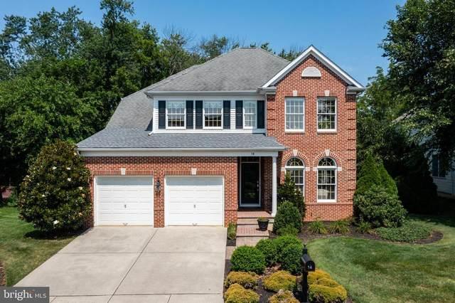 14 Paddock Lane, CINNAMINSON, NJ 08077 (MLS #NJBL2004700) :: Kiliszek Real Estate Experts