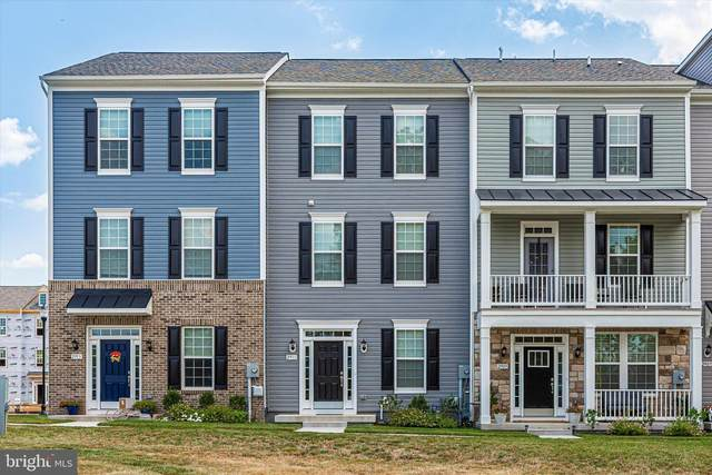 2911 Carriage House Drive, FREDERICK, MD 21701 (#MDFR2003752) :: Advance Realty Bel Air, Inc