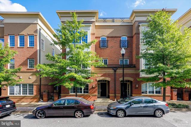 9627 Milestone Way E-2, COLLEGE PARK, MD 20740 (#MDPG2007318) :: The Mike Coleman Team