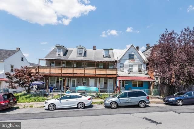 1854 Walnut Street, HARRISBURG, PA 17103 (#PADA2002198) :: The Joy Daniels Real Estate Group
