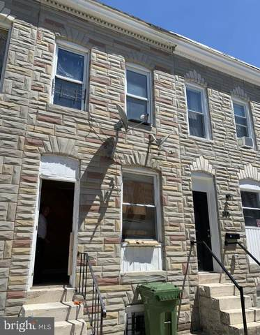 303 S Norris Street, BALTIMORE, MD 21223 (#MDBA2007536) :: Century 21 Dale Realty Co