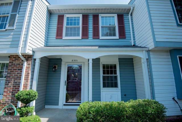 8551 Blue Rock Lane, LORTON, VA 22079 (#VAFX2013968) :: The MD Home Team