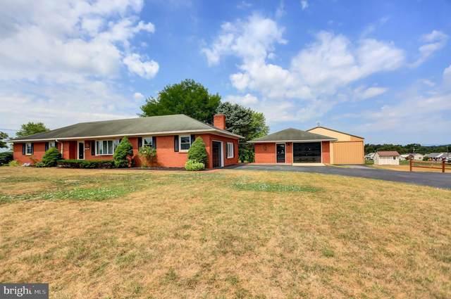 14179 Williamsport Pike, GREENCASTLE, PA 17225 (#PAFL2001410) :: Berkshire Hathaway HomeServices McNelis Group Properties