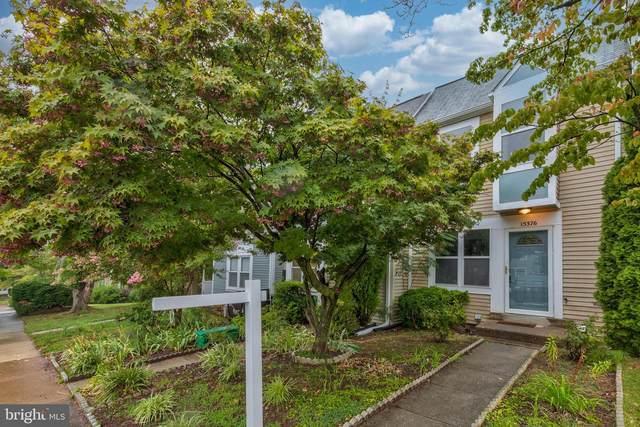 15376 Gatehouse Terrace, WOODBRIDGE, VA 22191 (#VAPW2005538) :: RE/MAX Cornerstone Realty