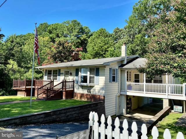 18885 Wicomico River Drive, COBB ISLAND, MD 20625 (#MDCH2002372) :: The Maryland Group of Long & Foster Real Estate