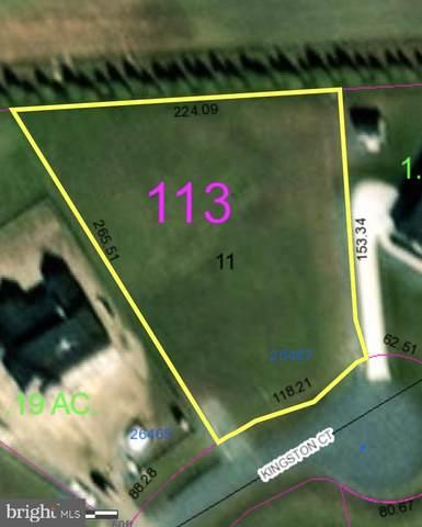 26467-LOT 11 Kingston Court, MILLSBORO, DE 19966 (#DESU2003920) :: RE/MAX Main Line