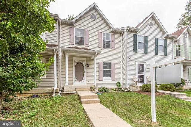 6871 Red Maple Court, DISTRICT HEIGHTS, MD 20747 (#MDPG2007496) :: The Vashist Group