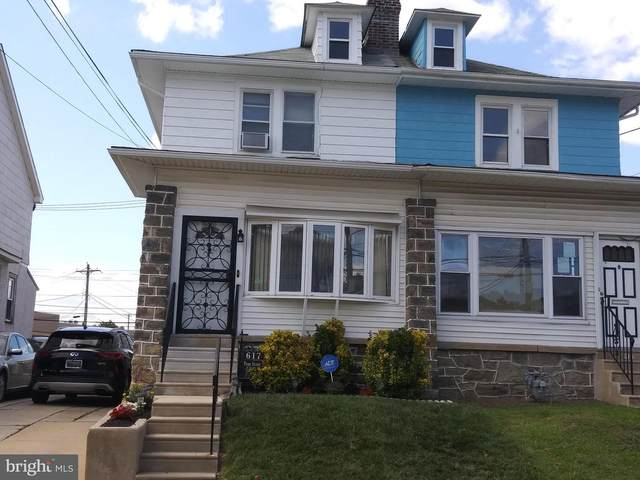617 Penn Street, LANSDOWNE, PA 19050 (#PADE2004760) :: Compass