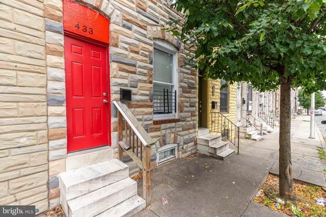 433 N Glover Street, BALTIMORE, MD 21224 (#MDBA2007726) :: Bic DeCaro & Associates