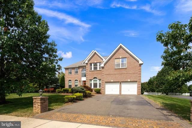2 Mahogany Court, PLAINSBORO, NJ 08536 (#NJMX2000494) :: Rowack Real Estate Team