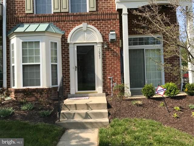 1623 Post Oak Drive #13, BOWIE, MD 20721 (#MDPG2007544) :: The MD Home Team