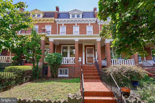16 W Street NW, WASHINGTON, DC 20001 (#DCDC2008272) :: Crossman & Co. Real Estate