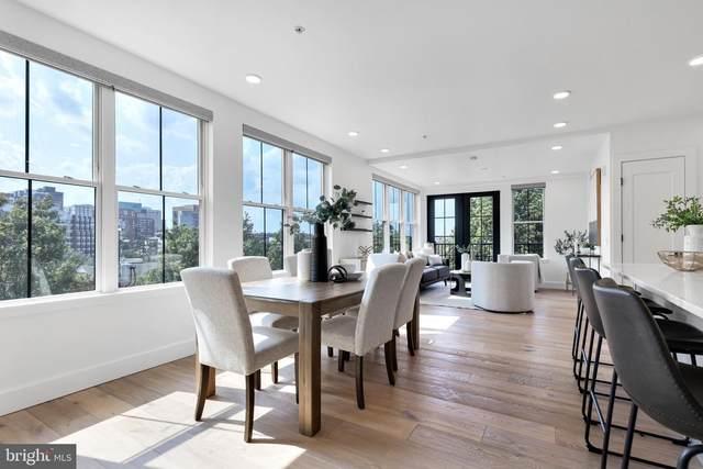1245 N Pierce Street #9, ARLINGTON, VA 22209 (#VAAR2003324) :: Debbie Dogrul Associates - Long and Foster Real Estate