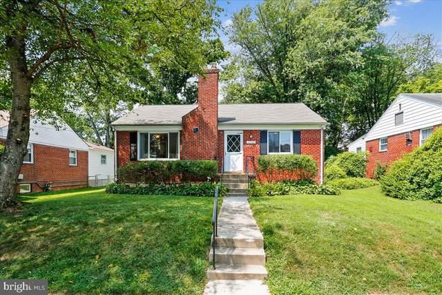 10908 Stillwater Avenue, KENSINGTON, MD 20895 (#MDMC2010310) :: Colgan Real Estate