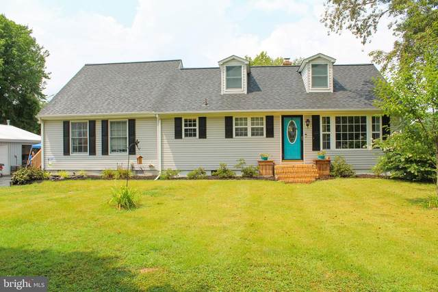 7428 N Union Church Road, MILFORD, DE 19963 (#DESU2003980) :: New Home Team of Maryland