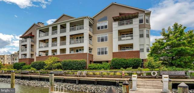 632 Oyster Bay Place #402, SOLOMONS, MD 20688 (#MDCA2001320) :: The Maryland Group of Long & Foster Real Estate