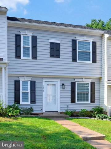 536 Cromwell Court, CULPEPER, VA 22701 (#VACU2000648) :: Debbie Dogrul Associates - Long and Foster Real Estate