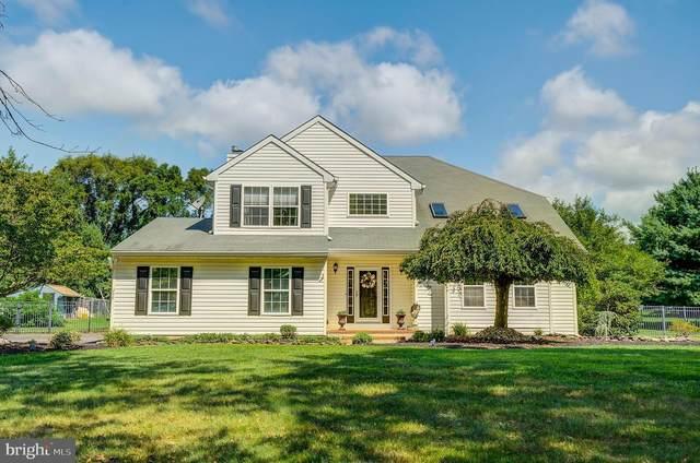 258 Warren Drive, WRIGHTSTOWN, NJ 08562 (#NJBL2004872) :: Rowack Real Estate Team