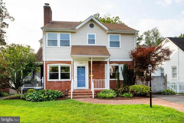 5270 26TH Street N, ARLINGTON, VA 22207 (#VAAR2003354) :: Shamrock Realty Group, Inc