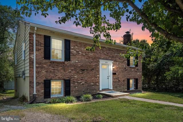 1224 Rowe Street, FREDERICKSBURG, VA 22401 (#VAFB2000366) :: Shamrock Realty Group, Inc