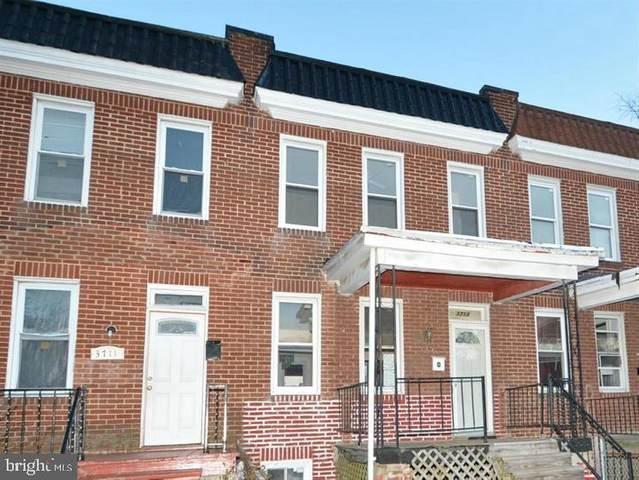 3713 Arcadia Avenue, BALTIMORE, MD 21215 (#MDBA2007886) :: SURE Sales Group