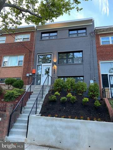 1352 W Street NE, WASHINGTON, DC 20018 (#DCDC2008388) :: The Maryland Group of Long & Foster Real Estate