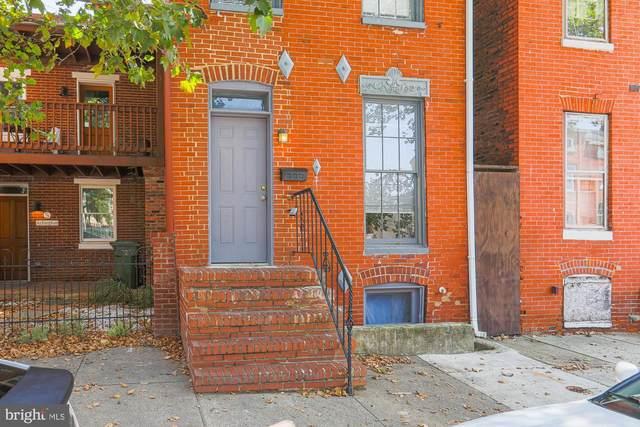 7 S Arlington Avenue, BALTIMORE, MD 21223 (#MDBA2007900) :: The MD Home Team