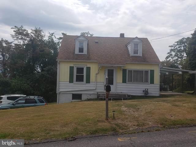 732 Hunt Terrace, CUMBERLAND, MD 21502 (#MDAL2000556) :: Integrity Home Team