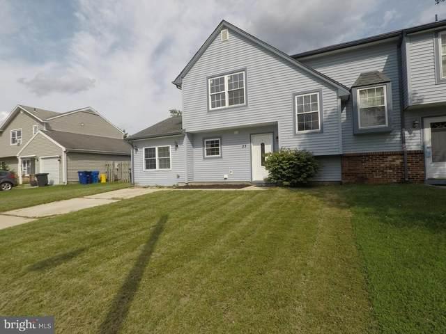 33 Greenwich Drive, WESTAMPTON, NJ 08060 (MLS #NJBL2004932) :: The Dekanski Home Selling Team