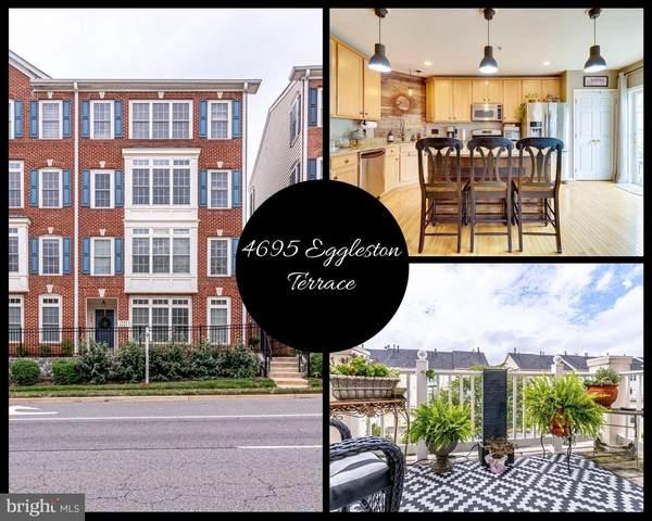 4695 Eggleston Terrace #142, FAIRFAX, VA 22030 (#VAFX2014456) :: CENTURY 21 Core Partners