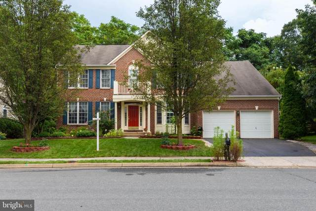 532 Deermeadow Place SW, LEESBURG, VA 20175 (#VALO2005750) :: The Maryland Group of Long & Foster Real Estate