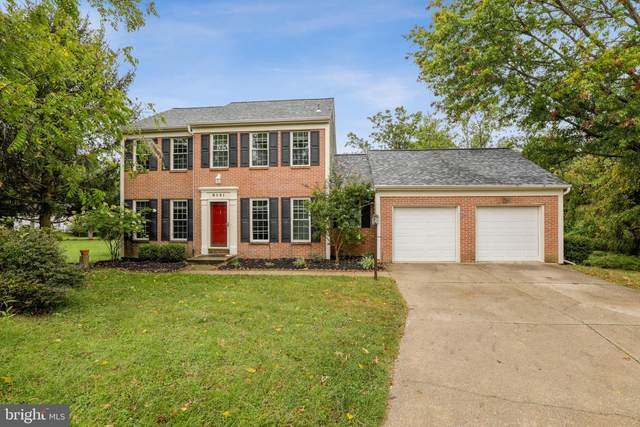 8141 Sea Water Path, COLUMBIA, MD 21045 (#MDHW2003408) :: Corner House Realty