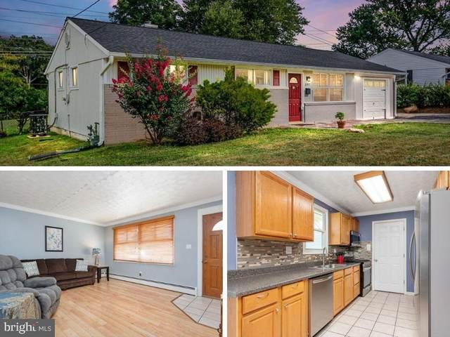 517 Bruce Avenue, ODENTON, MD 21113 (#MDAA2006618) :: Shamrock Realty Group, Inc
