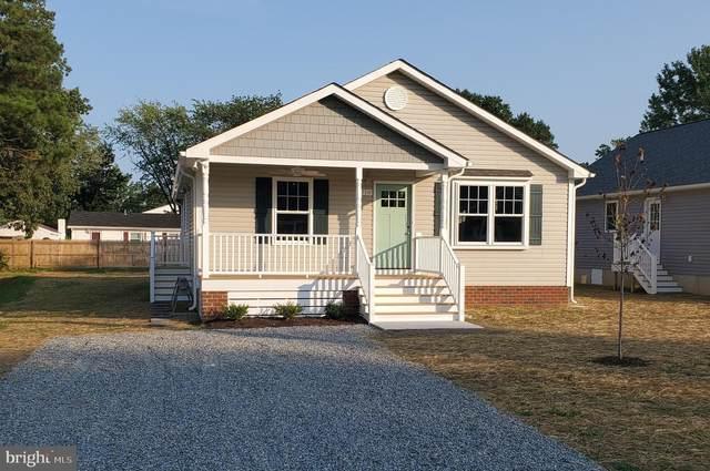 318 2ND Street, COLONIAL BEACH, VA 22443 (#VAWE2000480) :: Ultimate Selling Team